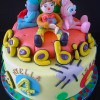 Cbeebies Celebration Cake