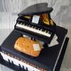 Grand Piano Basic Celebration Cake from £135