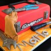 Snap-On Mechanic Novelty Tool Box Cake from £135