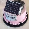 Film lovers Basic Celebration Cake from £95
