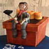 Chimney Sweeper Celebration Cake from £169