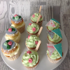Shabby Chic Assorted Cupcakes £2.75 each