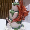 Themed Wedding Cake starting from £699