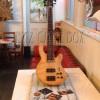 3D Bass Guitar Cake