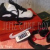 3D Nike Huarache Bespoke Novelty Cake from £250 (feeds 70+)