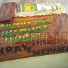 Wray and Nephews Rumbox Novelty Cake