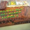 Wray and Nephews Rumbox Novelty Cake