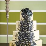 Hand Painted Bespoke Wedding Cakes