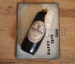 Guinness Can Novelty Cake from £90